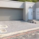 Double-Matt-Stone-Grey-Garage-Door
