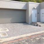 Double-Matt-Stone-Grey-Garage-Door
