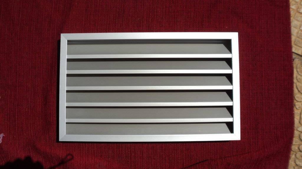 Louvers Drakes Aluminium
