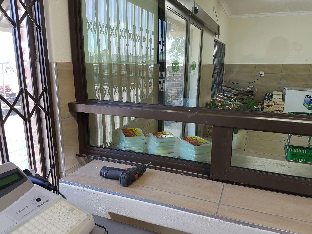 Bulletproof Glass Drakes Aluminium